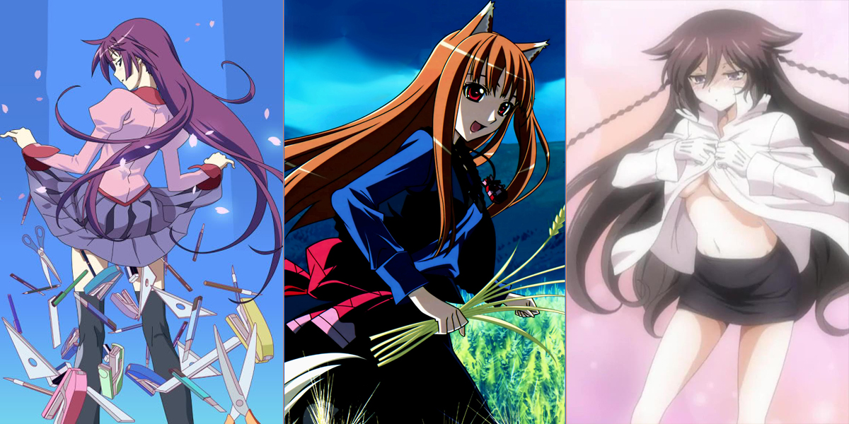 Popular Girl Anime Characters : Anime a year in review