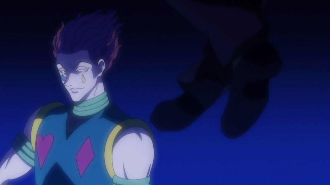 hunter-x-hunter-hisoka-hanging-out