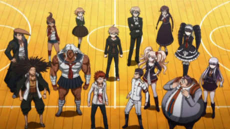 Danganronpa The Animation - 02 - Large 06