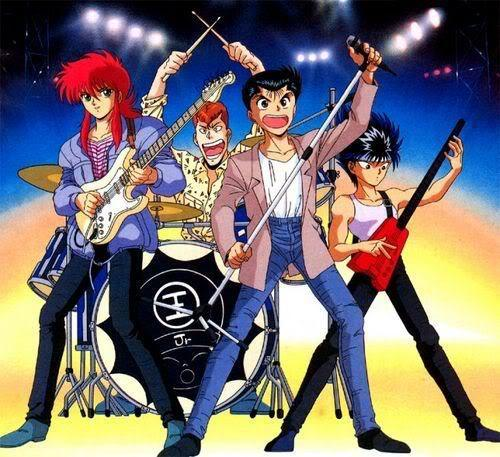 Yu-yu-hakusho-the-band-is-together