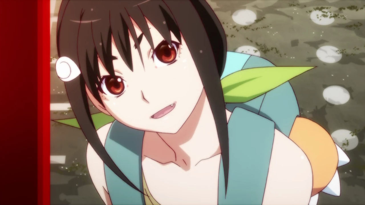 monogatari series second season episode 6 chia