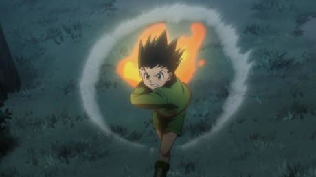 hunter-x-hunter-gon-running-with-rock