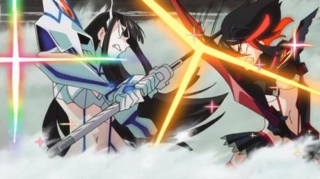 kill-la-kill-satsuki-ryuuko-battle