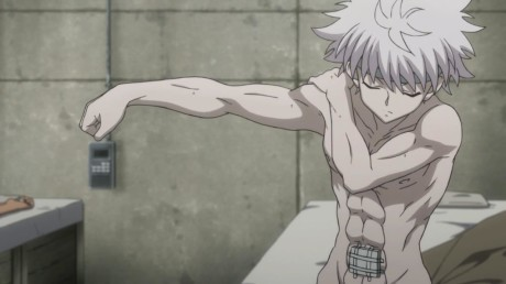 hunter-x-hunter-killua-half-naked