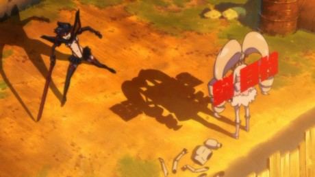 kill-la-kill-fourth-wall-shadows
