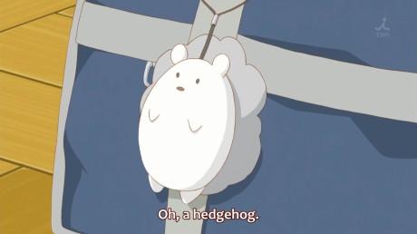 sakura-trick-a-hedgehog