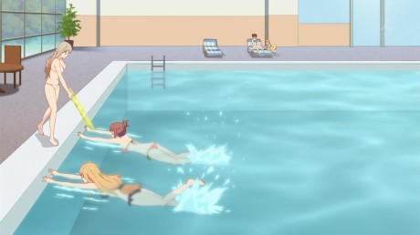 sakura-trick-swimming-contest