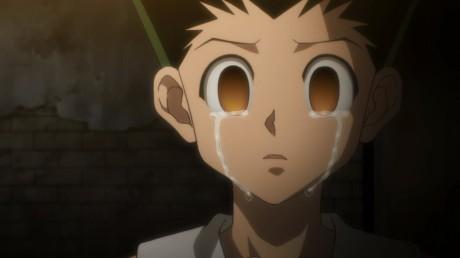 hunter-x-hunter-gon-is-the-saddest-child-ever