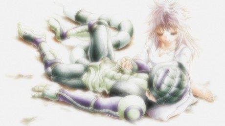 hunter-x-hunter-meruem-komugi-together-forever