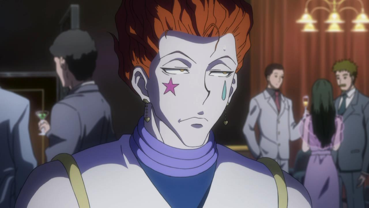 hisoka hunter x - photo #9