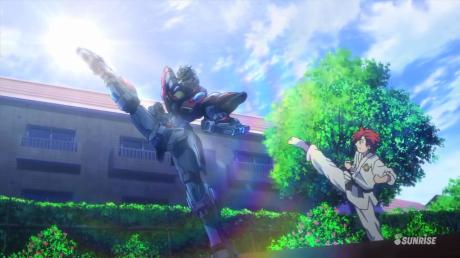 gundam-build-fighters-try-robot-pose
