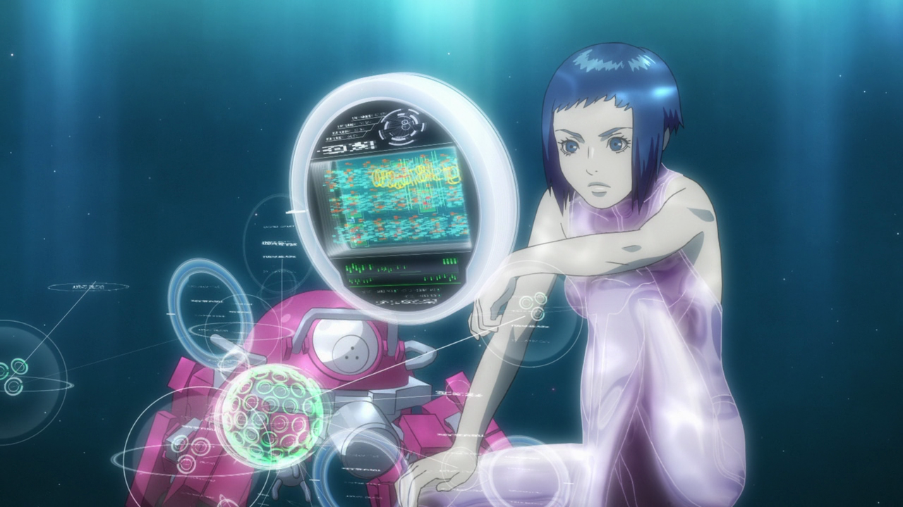 Ghost in the shell porn foto 54