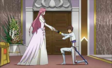 suzaku knighted