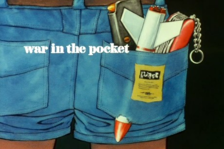 war in the pocket
