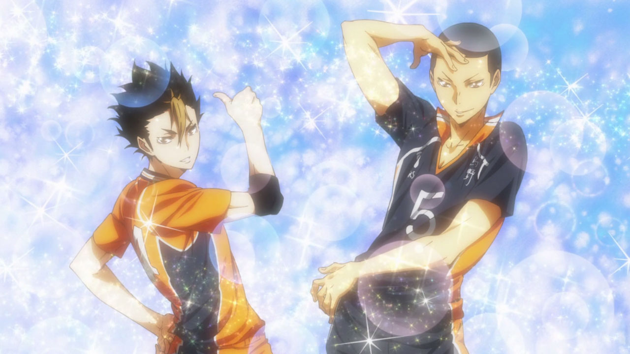Day With The Cart Driver Season 2 Episode 6 – One Game Of Haikyuu